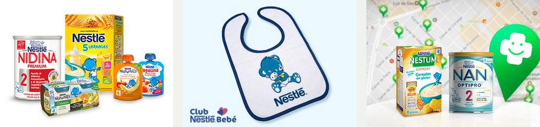 Tienda online Nestlé Bebé