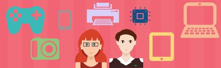 Cupones electrónica e informática