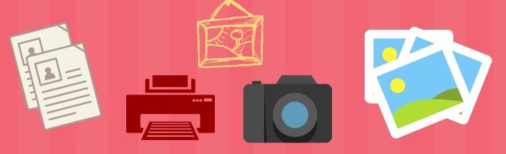 Cupones fotografía e impresión