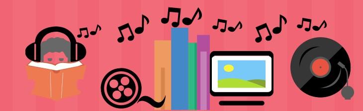 Libros Music y Videos