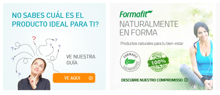 Formafit productos