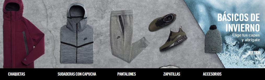 Ofertas y Cupones Nike Chile