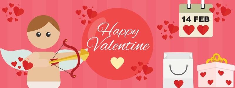 Cupones San Valentin