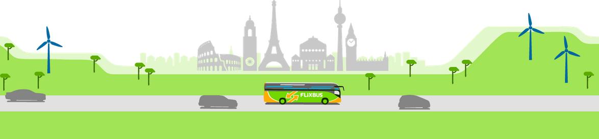 Viajar en Flixbus