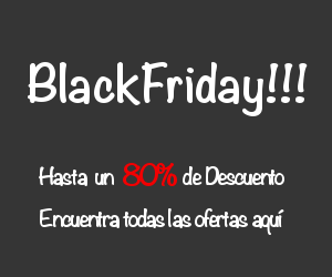Cupones black friday