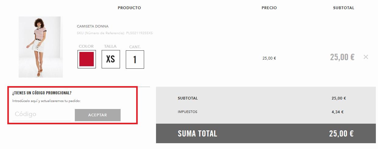 Descuento Código Promocional Pepe Jeans