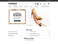 Código promocional Sarenza 2017