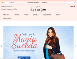 Código Promocional Kipling 2017
