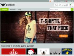 Cupón Descuento Shirtcity 2019