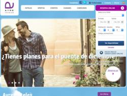 Código Promocional Ayre Hotels 2018