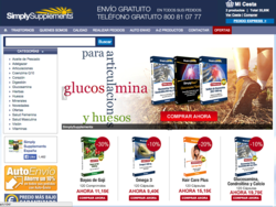 Código Promocional Simply Supplements 2018