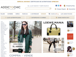 Código del bono de Shopping Addictochic 2018