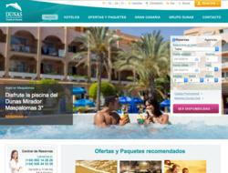 Código Promocional Dunas Hoteles 2018