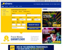 Código Descuento eDreams México 2018
