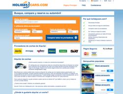 Código descuento HolidayCars.com 2018