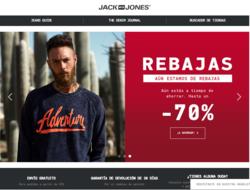 Código Descuento Jack & Jones 2018
