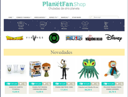 Código Descuento PlanetFanShop 2018
