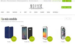 Cupones Neftek 2018