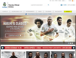 Código Promocional Real Madrid Shop 2018