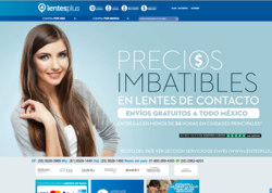 Código Descuento LentesPlus Chile 2018