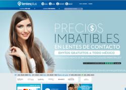 Código Descuento LentesPlus México 2018