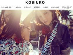 Código Promocional Kosiuko Argentina 2018