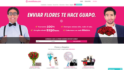 Cupones de Descuento EnviaFlores.com México 2018