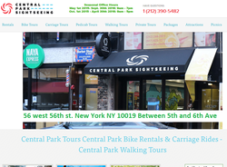 Códigos de Descuento Central Park Sightseeing 2017