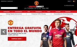 Códigos Promocionales Manchester United Direct 2017