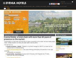Código Promocional Evenia Hotels 2018