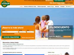 Código Promoción Intertur Hotels 2018