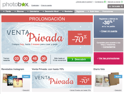 Código Promocional Photobox 2018