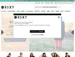 Código Promocional Roxy 2018