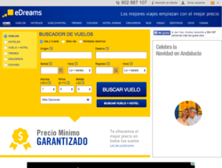 Código Promocional eDreams 2017