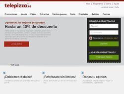 Código Promocional Telepizza 2017