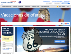 Código promocional British Airways 2019