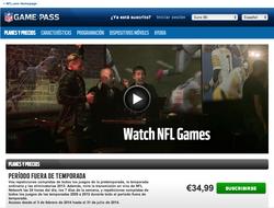 Código promocional NFL Game Pass 2018