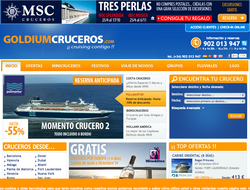 Código Descuento Goldium Cruceros 2018