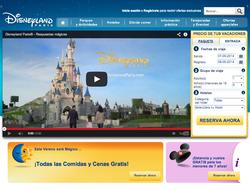Código Descuento Disneyland Paris 2018