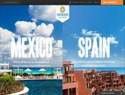 Cupón descuento Sandos Hotels 2018