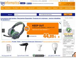Cupón Descuento TPO Informática 2019