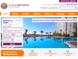 Código Descuento Servigroup Hoteles 2018