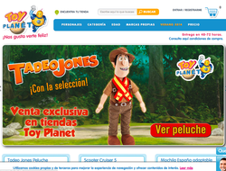 Código Promocional Toy Planet 2018