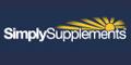 Código Promocional Simply Supplements