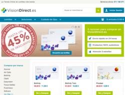 Código Promoción Vision Direct 2019