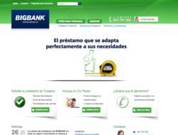 Cupón Descuento  BigBank 2019