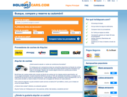 Código descuento HolidayCars.com 2019