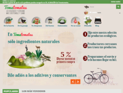 Cupón TomaTomates 2019