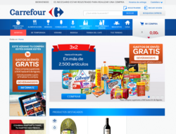 Cupón Descuento Carrefour Online 2019