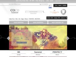 Código Descuento Coco-Fashion 2019